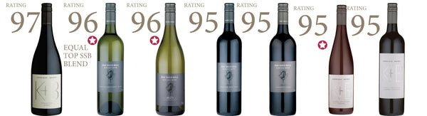 Wine Companion 2017 - 5 Star Winery Rating