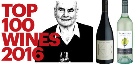 James Halliday's Top 100 Wines of 2016
