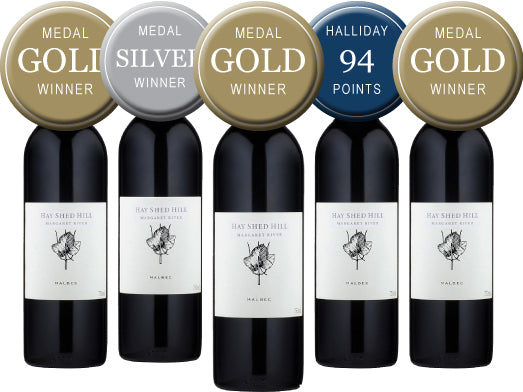 Triple Gold Malbec