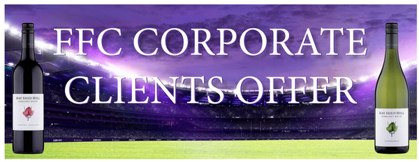 Hay Shed Hill Margaret River FFC Corporate Partners Offer