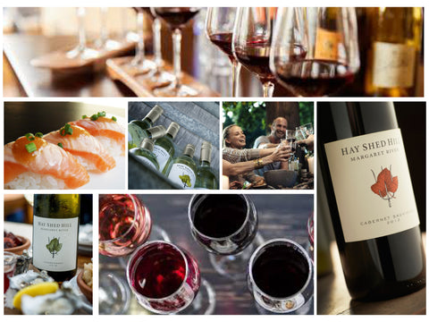 Hay Shed Hill Wines Events