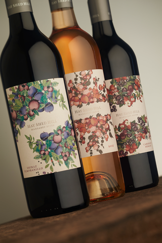 Hay Shed Hill Vineyard Series Label Release