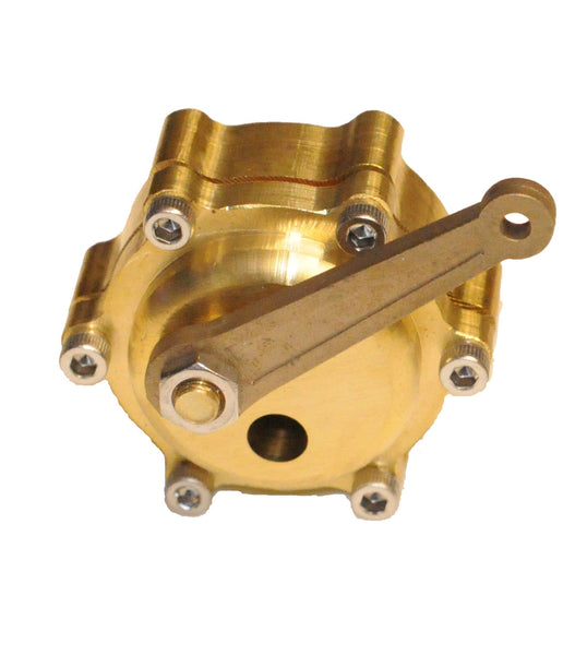 1.5'' Scale Blowdown Valve