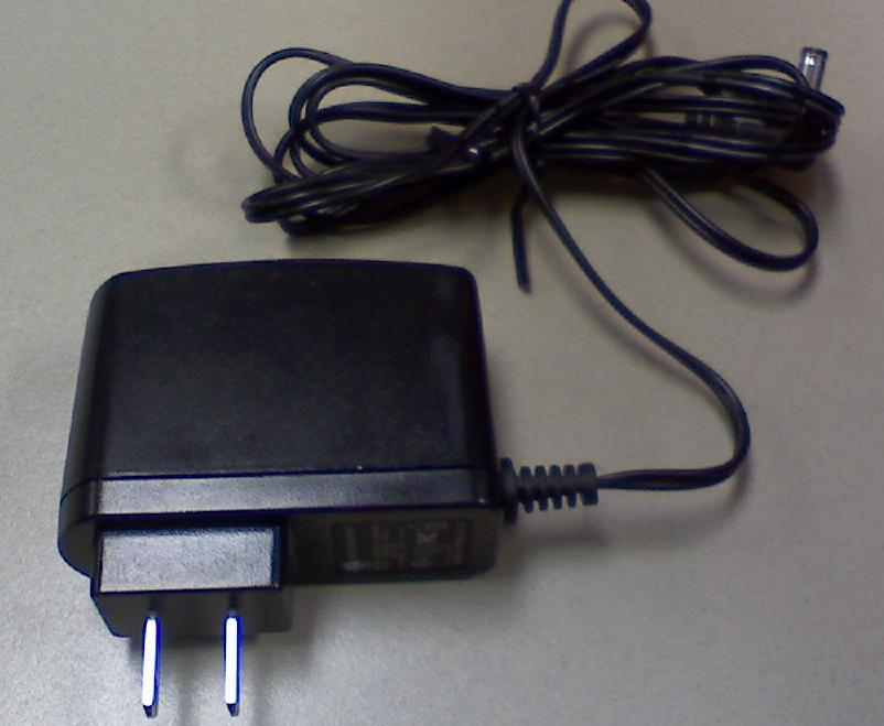 Power adapter for hp DPF df710c, df780a and df820a