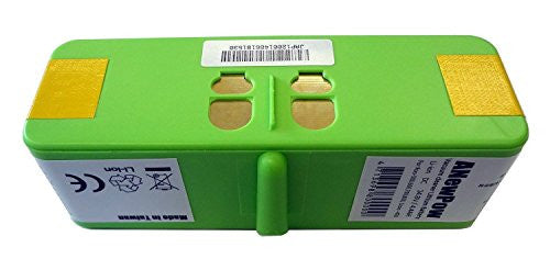 Lithium Li Ion 4400 mAh SUPER LONG LIFE Replacement Battery for Roomba 900 980