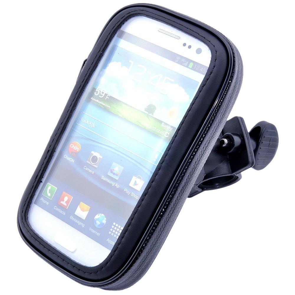 CyberTech Waterproof Bike Sport Mount Case for Samsung Galaxy Note 2