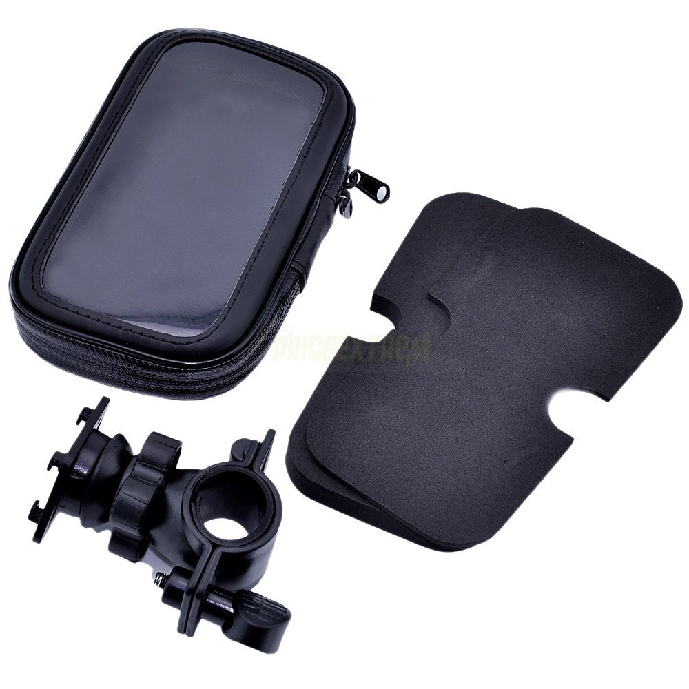 CyberTech Waterproof Bicycle Bike Sport Mount Holder Case Cover for Samsung Galaxy S5 i9600