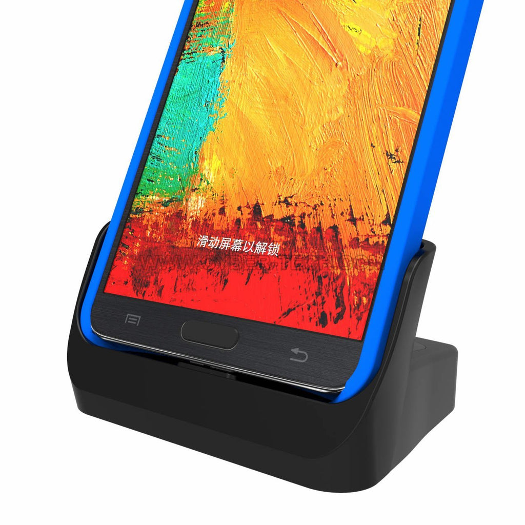 Cybertech Desktop Charger Dock + Battery for Samsung Galaxy Note 3