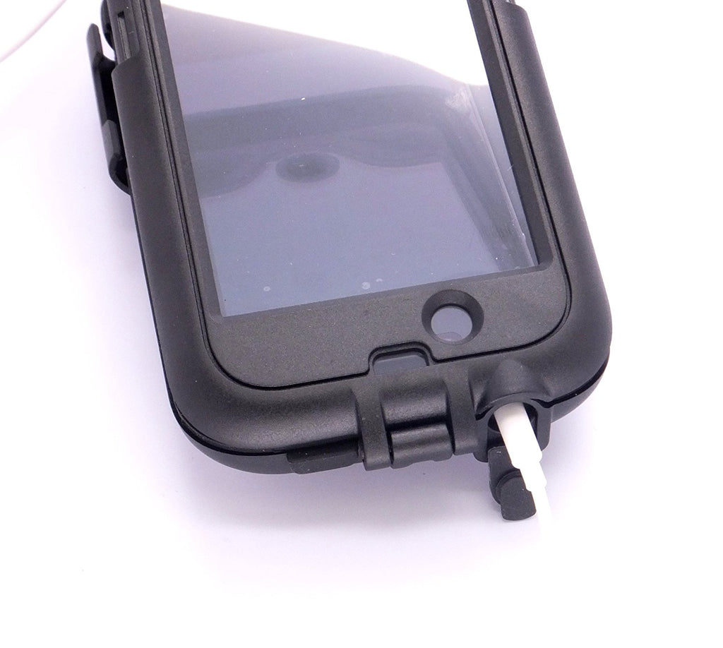CyberTech Weather-proof Bike / Motorcycle Sport Mount Case for Apple iPhone 4/4S