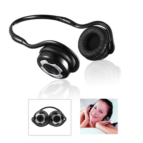 CyberTech Bluetooth Foldable Wireless Headphones