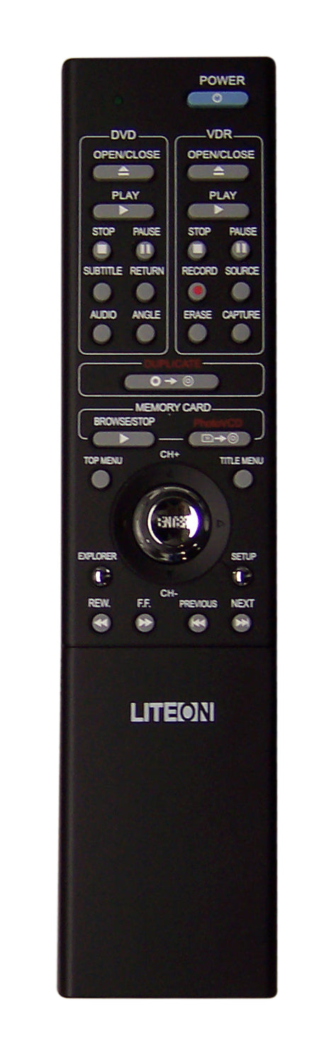 Lite-on LVR-1001 Remote Control
