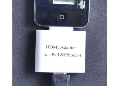 iPad, iPod touch, iPhone 4, HDMI adapter, watch iTune Netflex movie on HDTV.