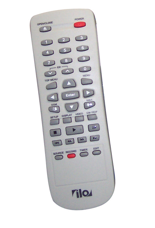 ilo DVD recorder DVDR04 remote control  (Condition: Used)