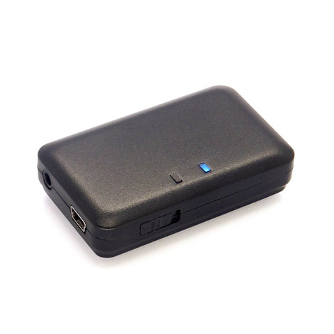 CyberTech Bluetooth Audio Receiver for Car AUX IN, Speakers or Headphones