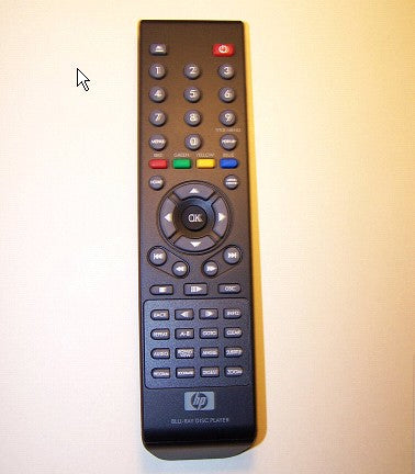 Remote Control for hp BluRay Player BD-2000