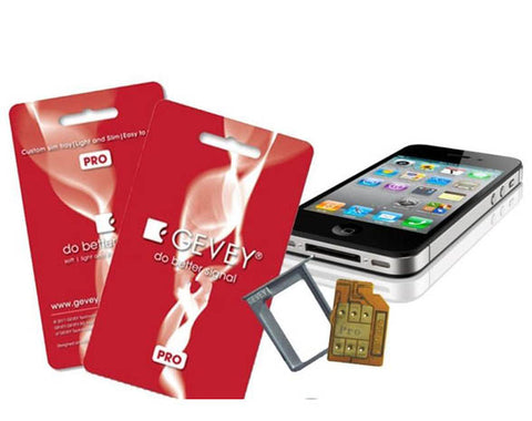 Gevey Pro Version Turbo SIM Unlock Iphone 4
