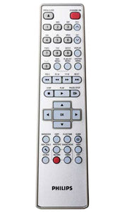 Philips DVD recorder DVDR520H remote control
