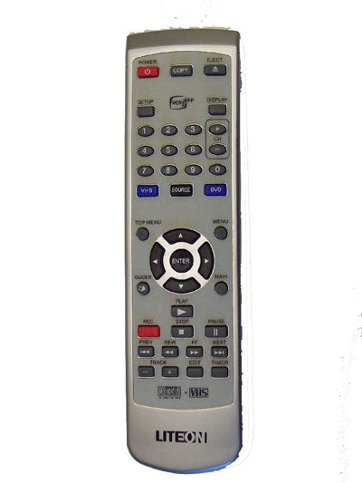 Lite-on LVC-9006 Remote Control