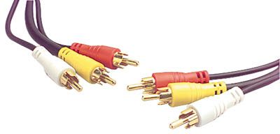 RCA Cable 3'