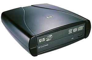 Out of Warranty Product Upgrade for hp DVDRW External Drive