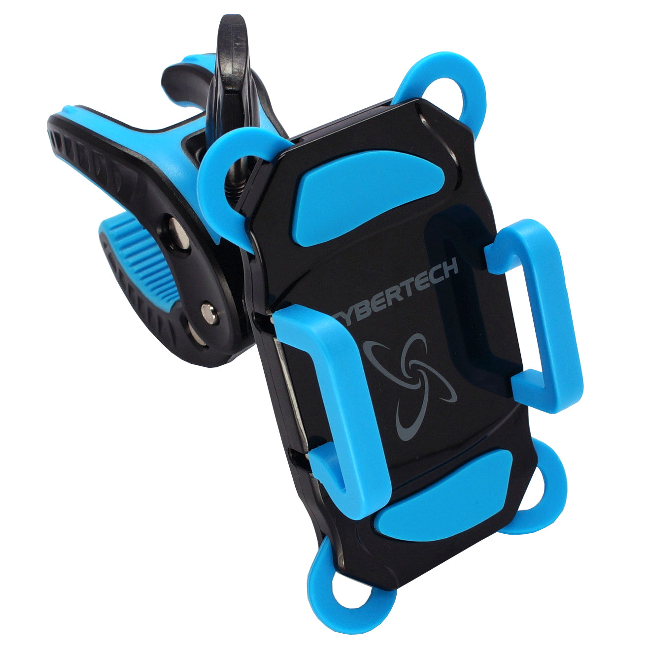 Patent Designed Mobile Catch Grab Everywhere Universal Cell Phone Bicycle Rack Handlebar & Motorcycle Holder Cradle for iPhone 7/6/6S/6S plus/5S/5C,Samsung Galaxy S3/S4/S5/S6/S7 Note 3/4/5,Nexus,HTC