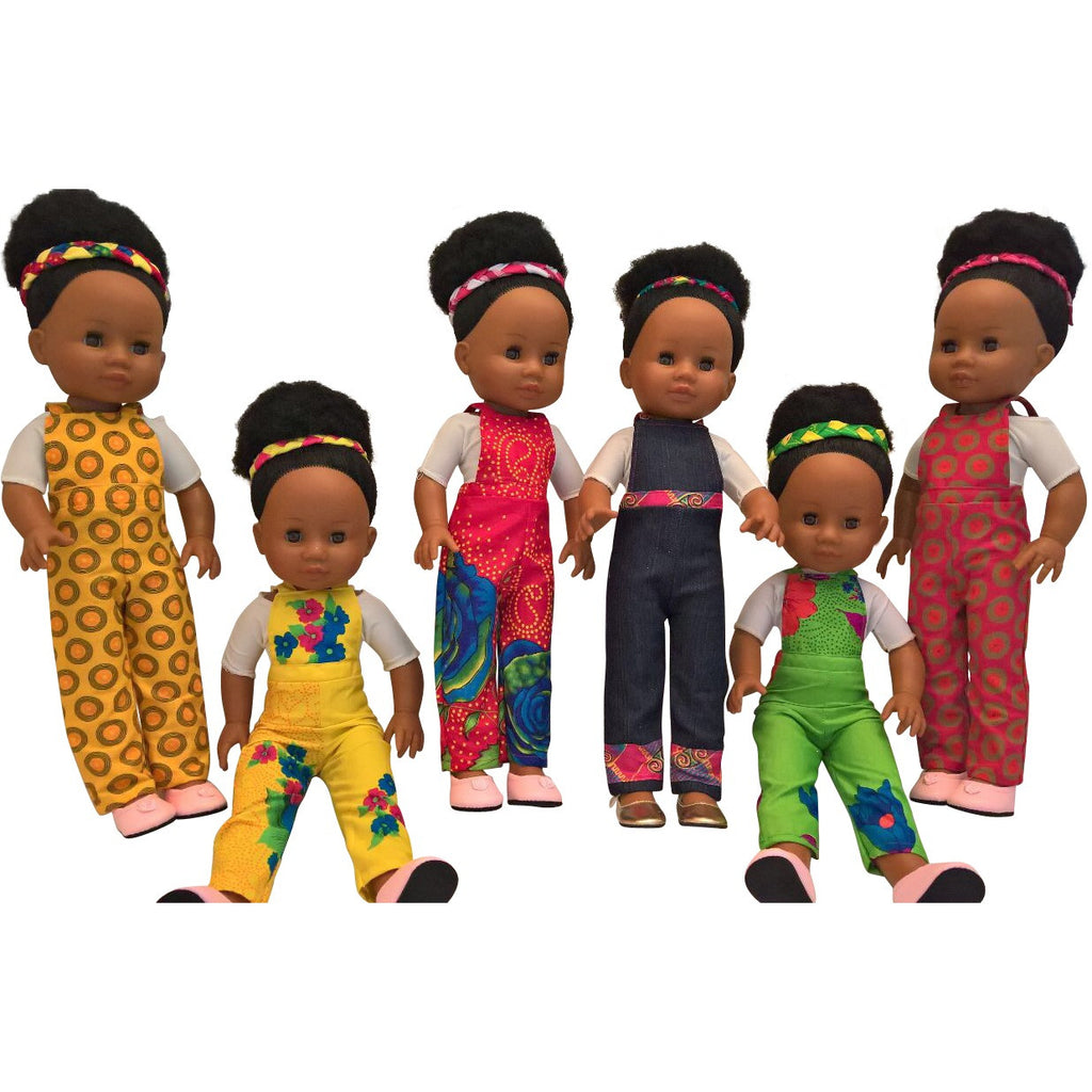 Dolls To Encourage Black Girls To Embrace Their Natural Beauty Launched