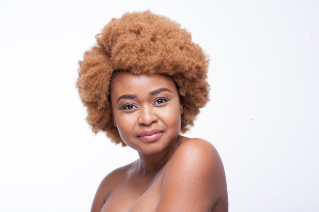 Colour 27 Synthetic 14 inch Afro Wig