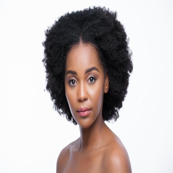 B.E Afro Synthetic Wig 14 inch