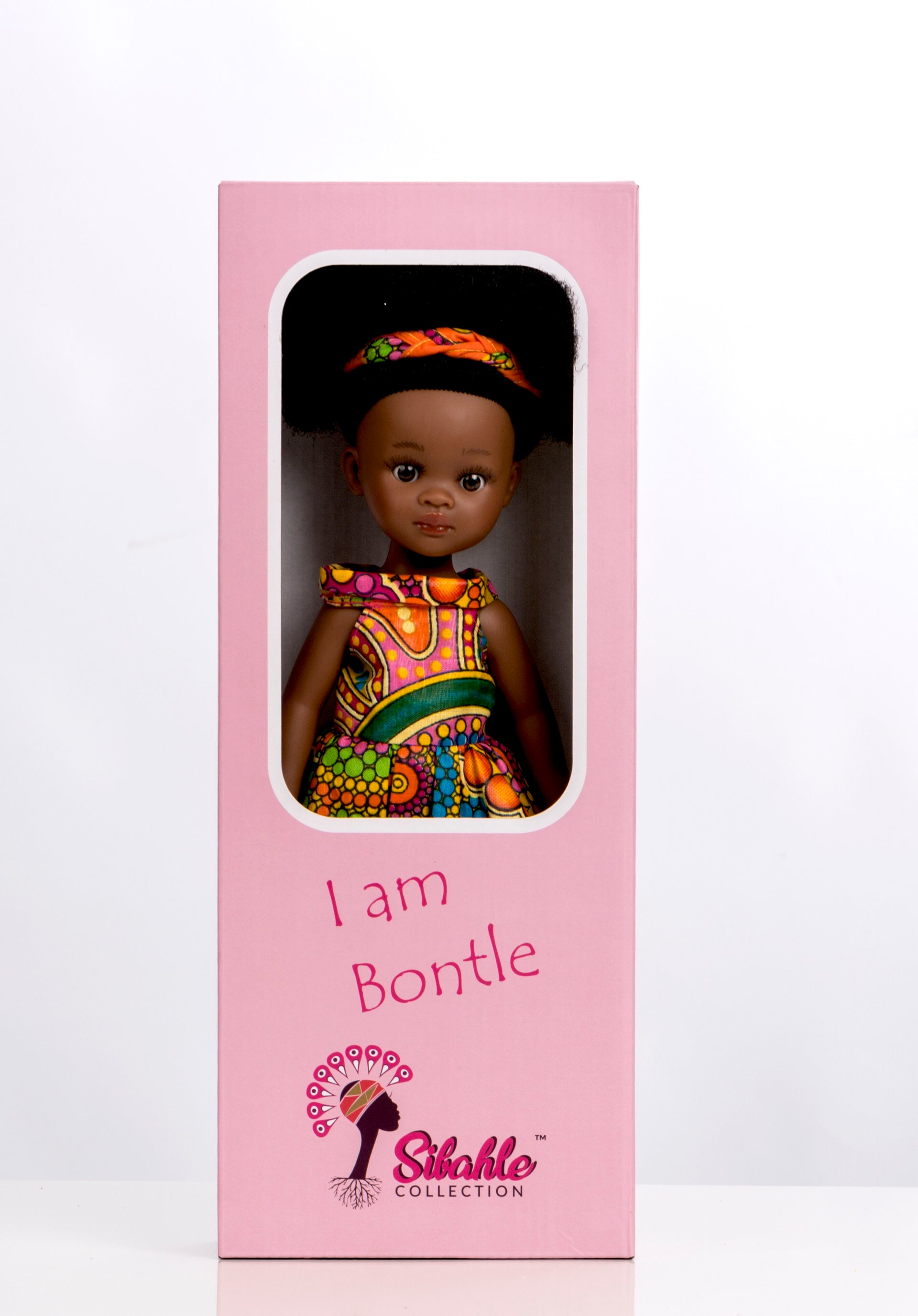 Bontle - Orange Dress