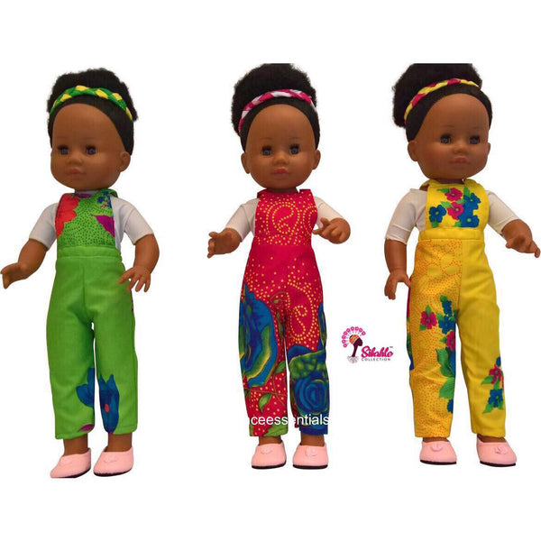 Buhle Doll Dungarees