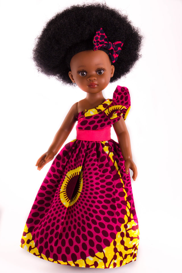 Bontle Doll Side Bow Dress (NO DOLL)