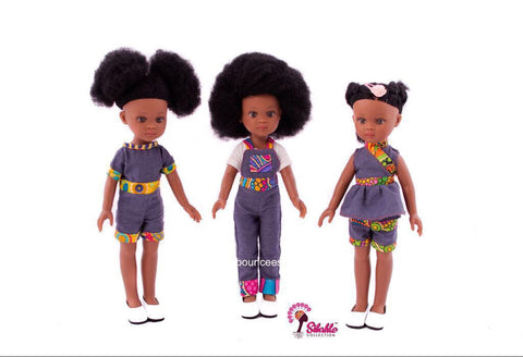 Bontle Doll - Denim Collection