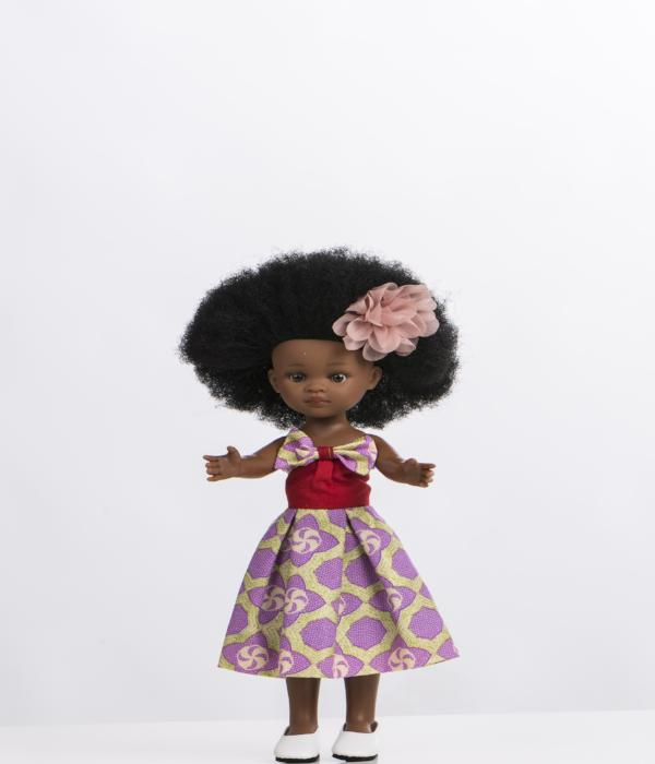 Bontle Doll Bow Dress (NO DOLL)