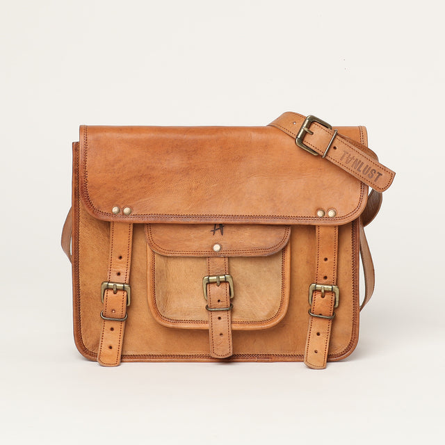 College Bag - leather bags
