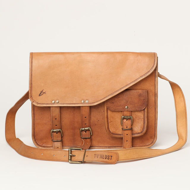 online office leather bags