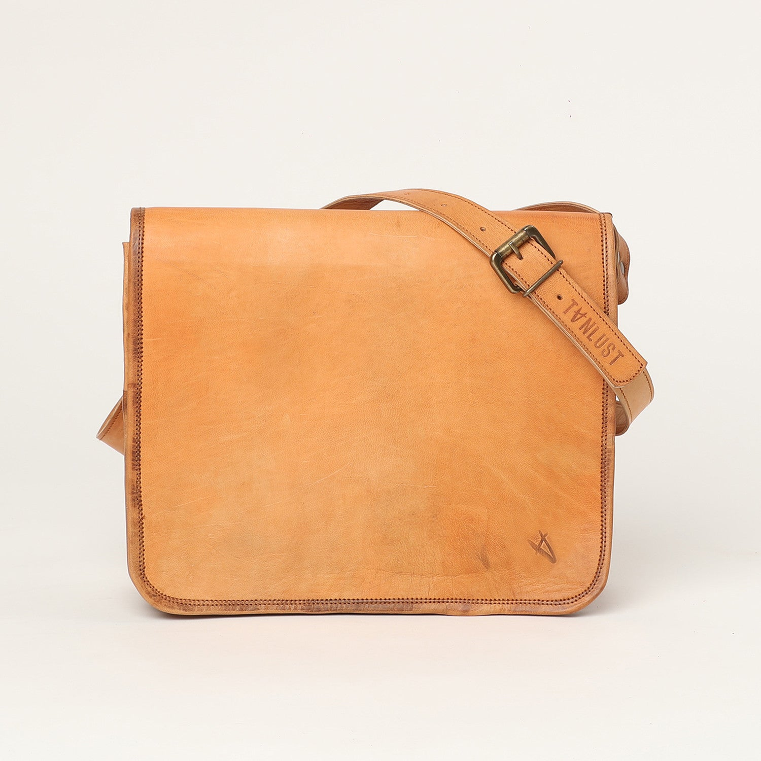 laptop ipad shoulder leather bag