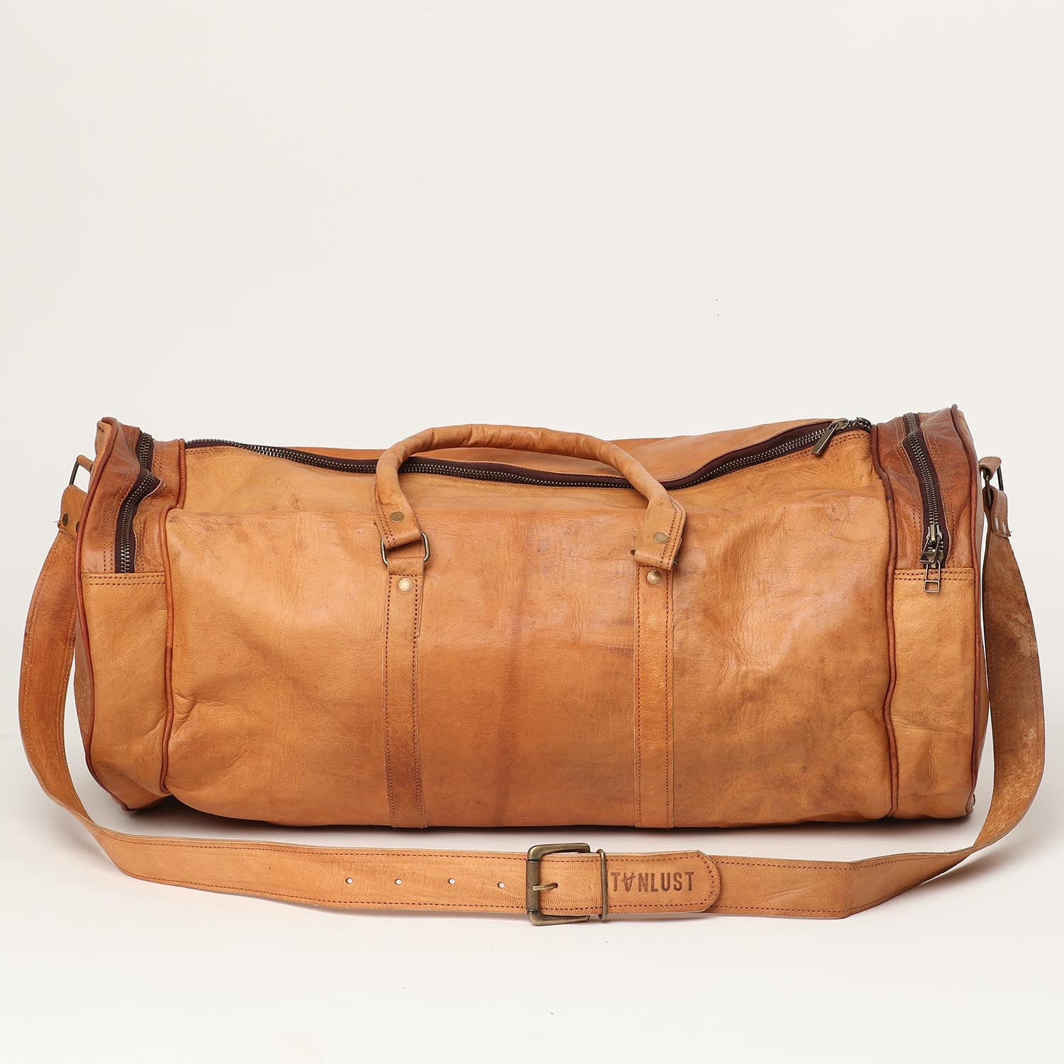 Sports Duffel Bag - leather bags