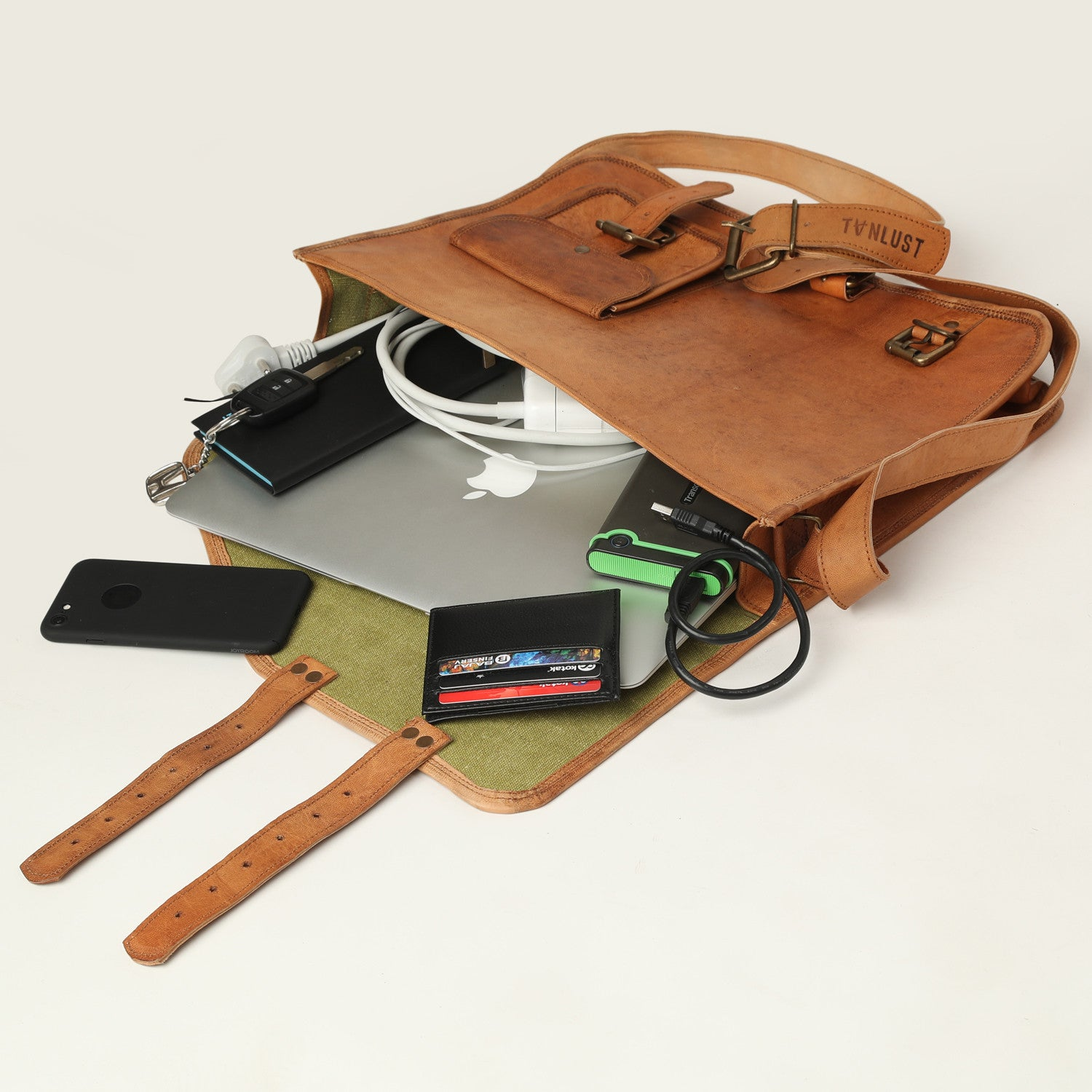 Multi Purpose Bag Small - leather bags