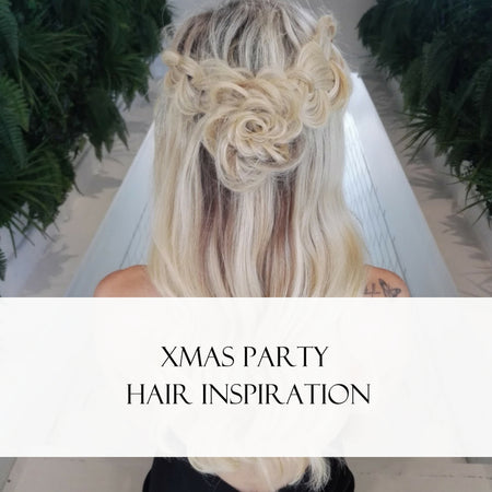 Xmas Party Hair Inspiration