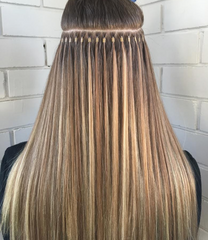 Micro Bead Hair Extensions Bead Hair Extensions Australia Hair Extensions Salon