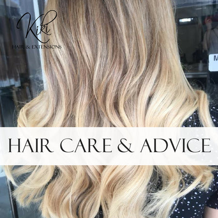 HAIR CARE & ADVICE