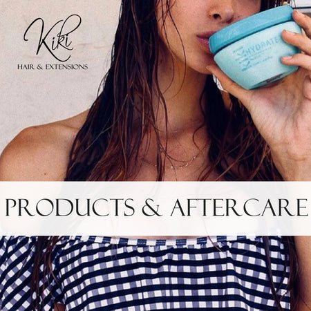 PRODUCTS & AFTERCARE