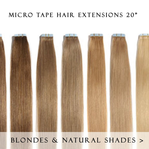 Kiki tape hair extensions are the best tape extensions in Australia.