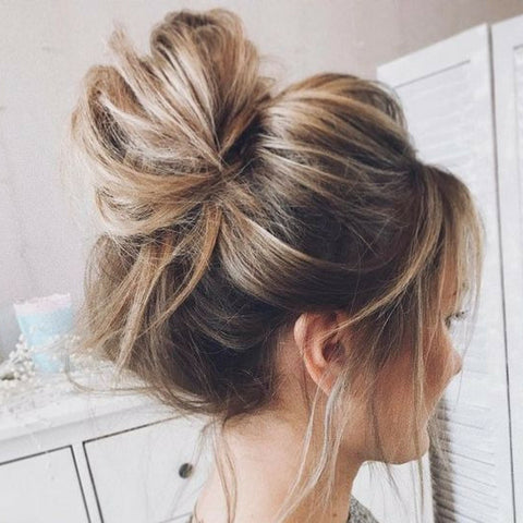 Eight Easy Hairstyles For Thin Hair dab2de0a9f4