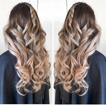 Balayage Hair Extensions And Ombre Hair Extensions