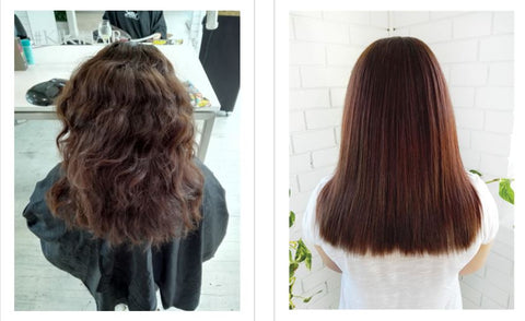 Shiseido Permanent Hair Straightening treatment is one thing that made Kiki Hair the best in permanent striaghtening in Brisbane