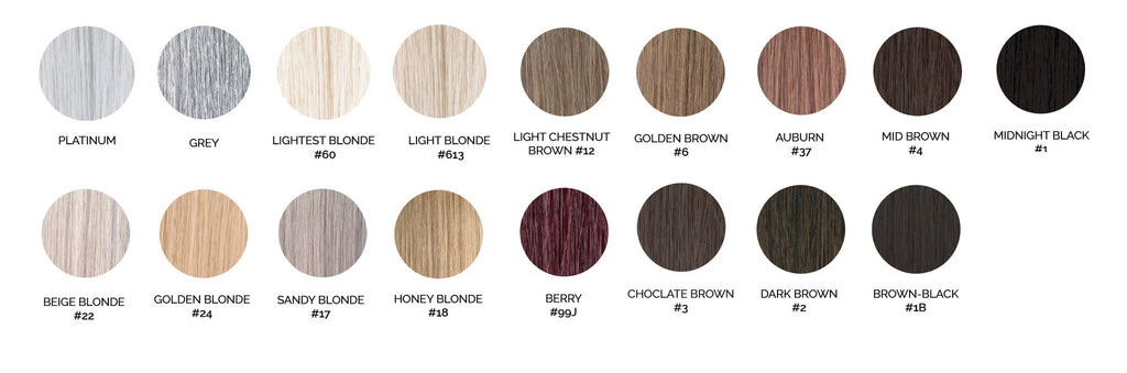 Kiki Hair Colour Range