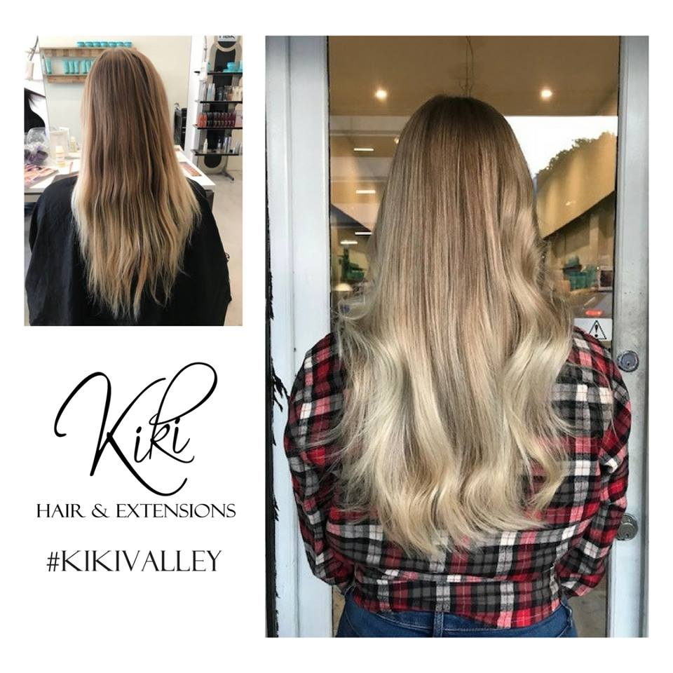Hair Extensions Training Course Melbourne Brisbane Kiki Masterclass