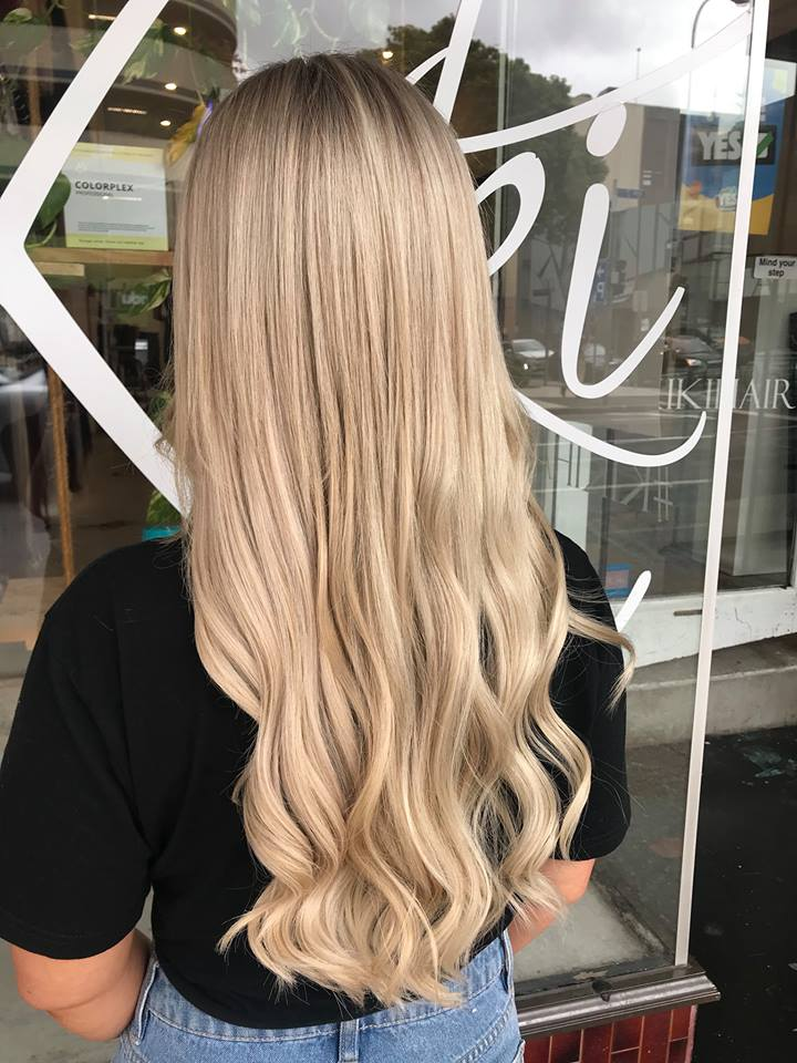Hair extensions melbourne clip in tape weft kiki hair salon opening hours pmusecretfo Images