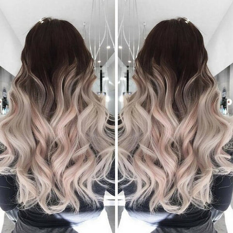 Kiki Hair's balayage/ ombre hair extensions are the best you can find in Brisbane and Melbourne.